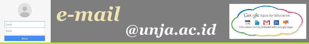 Layanan Webmail @Unja.ac.id