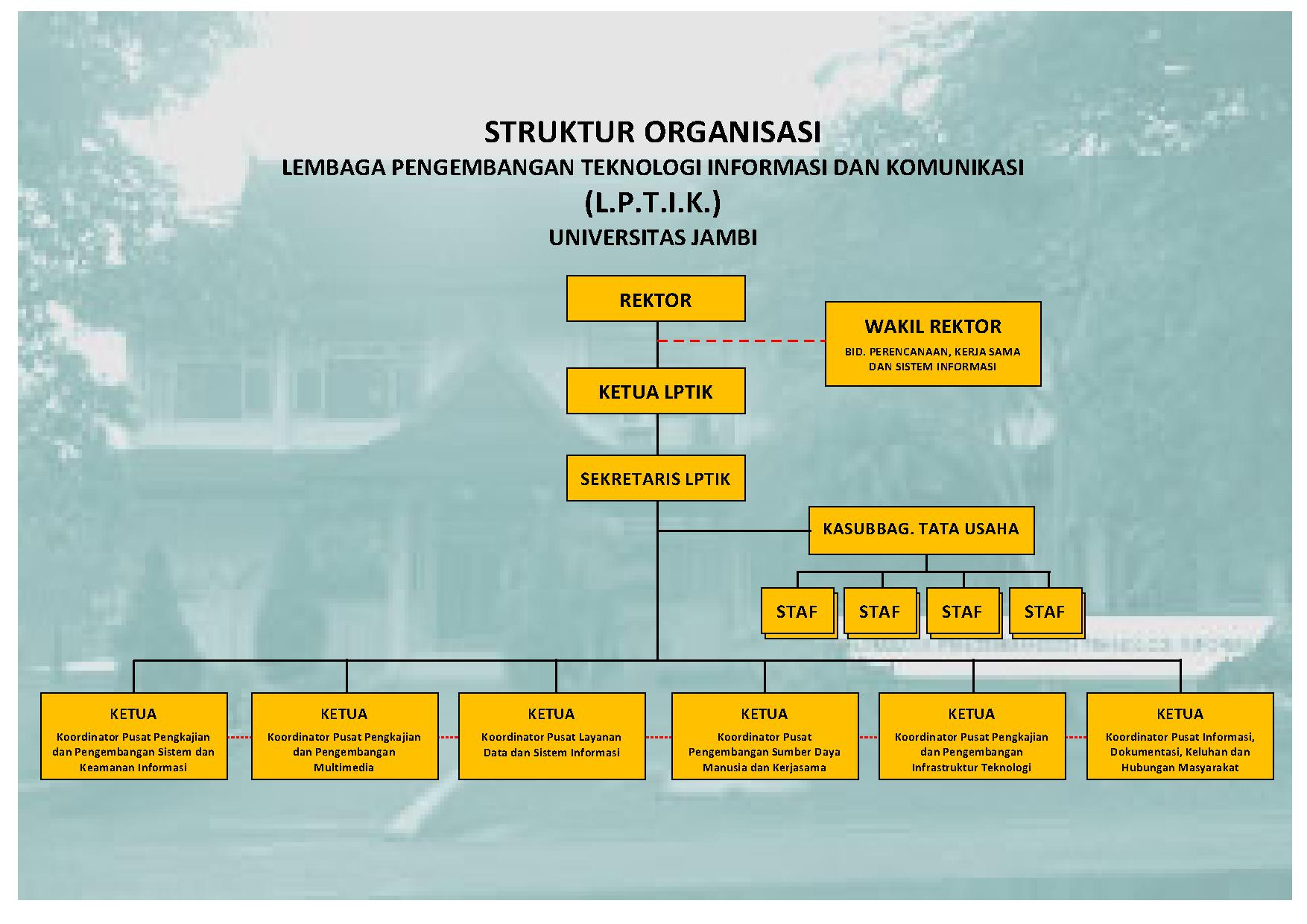 STRUKTUR ORGANISASI LPTIK_1