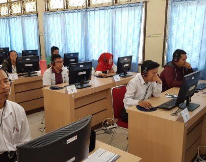 Tes TKDA dan TOEP di Universitas Jambi Berlangsung Sukses