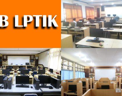Laboratorium Komputer di LPTIK Universitas Jambi