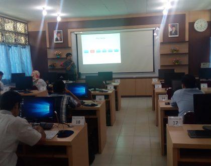 Lembaga Pengembangan Teknologi Informasi dan Komunikasi Menggelar Rapat Koordinasi Penentuan 100 Titik Wi-fi UNJA Pada Setiap Fakultas