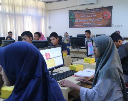 LPTIK MENGADAKAN PENGENALAN SISTEM INFORMASI AKADEMIK (SIAKAD) BAGI MAHASISWA BARU