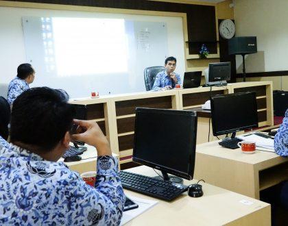 LPTIK MENGADAKAN RAPAT KOORDINASI (RAKOR) PERTAMA DI TAHUN 2020